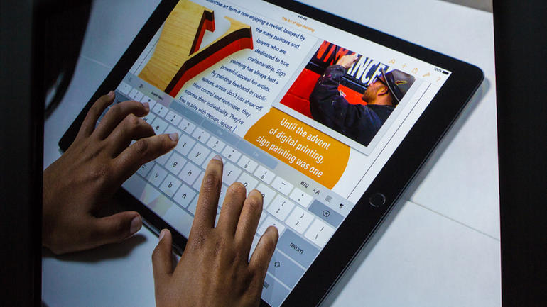Sangar!! Inilah iPad Pro – Produk Terbaru Apple 2015
