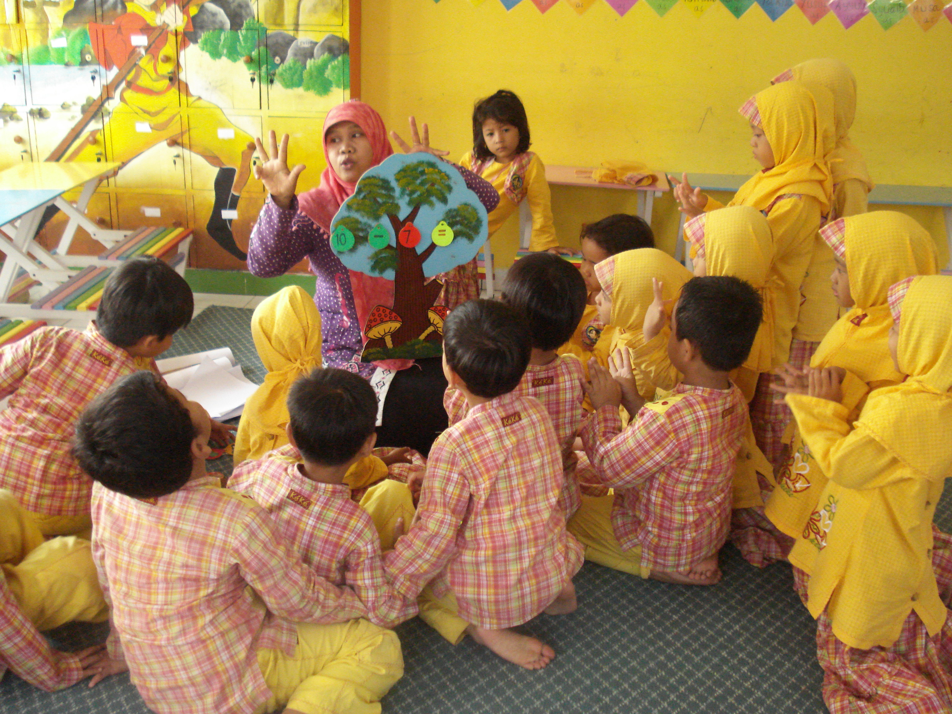 Cara Memilih Pendidikan Pra Sekolah Yang Ideal Untuk Anak Anda
