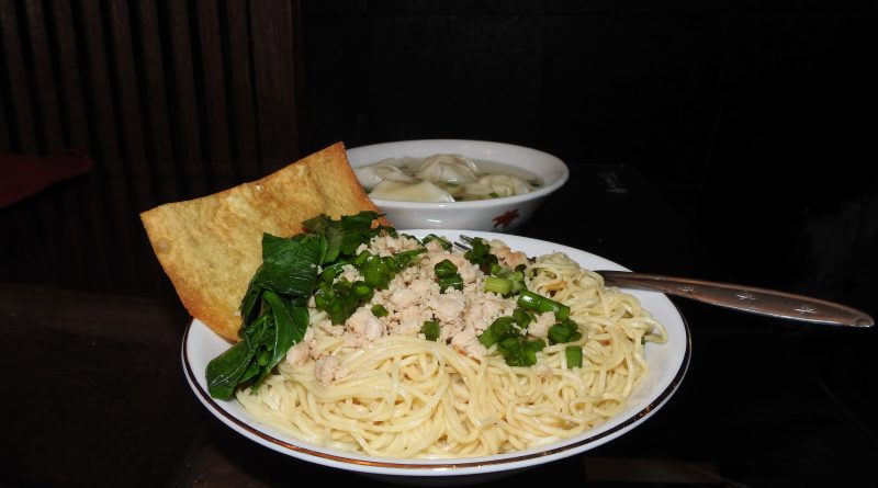 Makanan Khas Republik Indonesia-Special Food in Republic of Indonesia