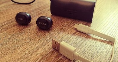 QCY Q29: Wireless earphone murah tanpa kabel yg kecil dan mudah dibawa